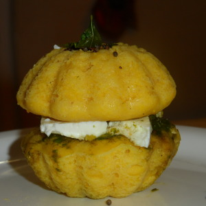 Hot Paneer Sandwich Dhokla Recipe