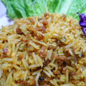 keema pulao photo