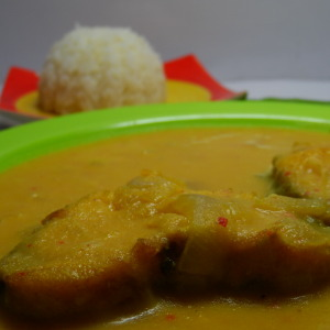 kerela fish curry photo