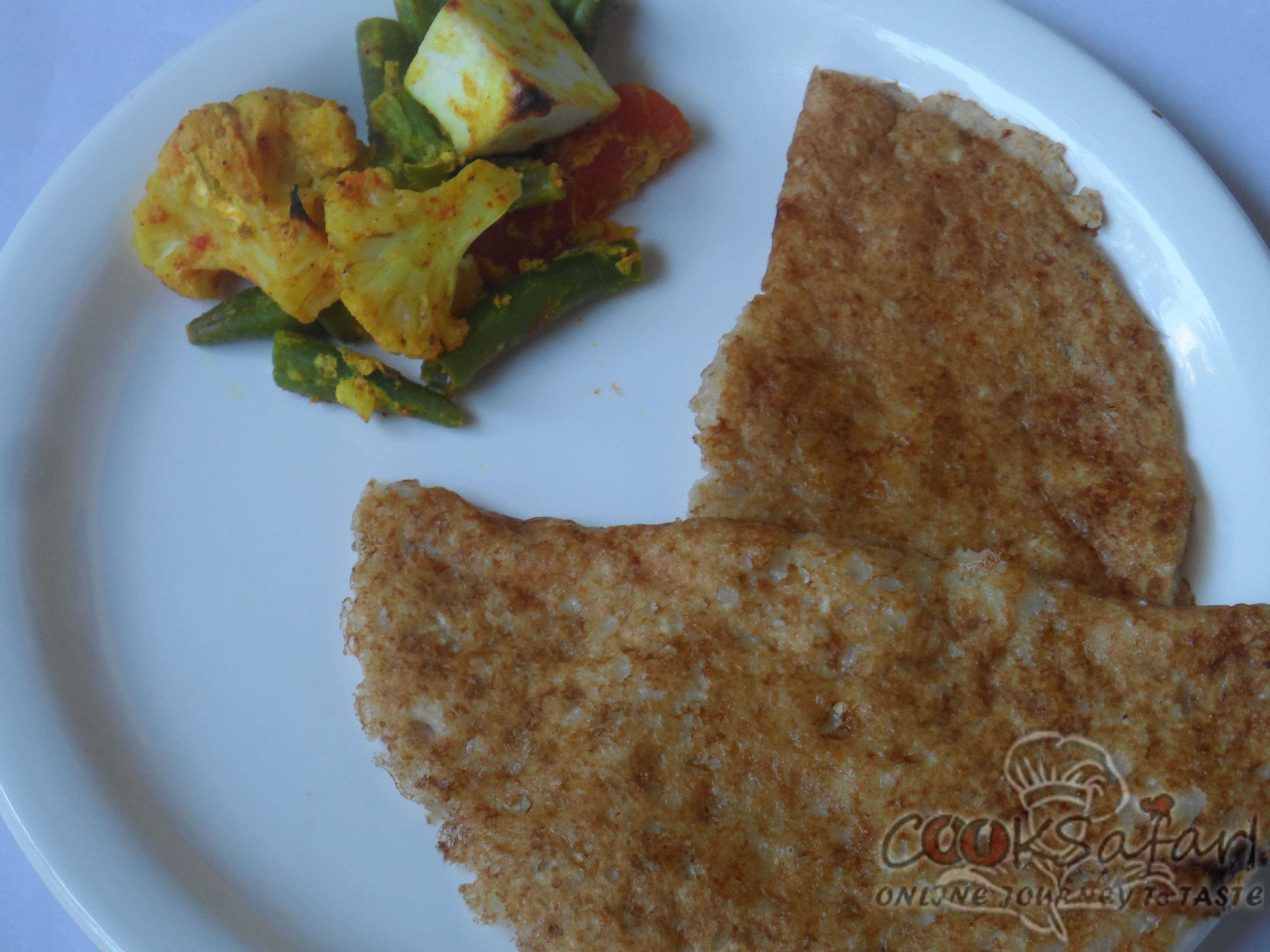 how to cook dosa at home in hindi