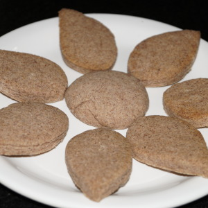 multi grain cookies