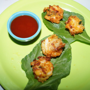 prawn pakora recipe