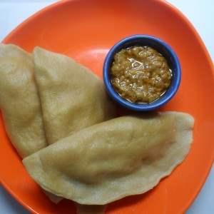 boiled fara recipe
