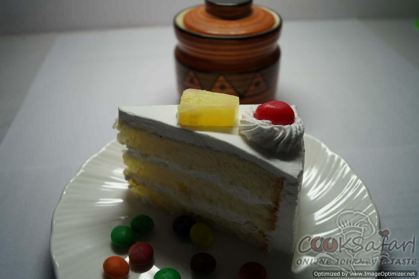 pine apple cake recipe
