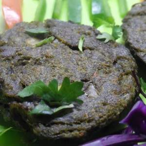 spinach kebabs recipe